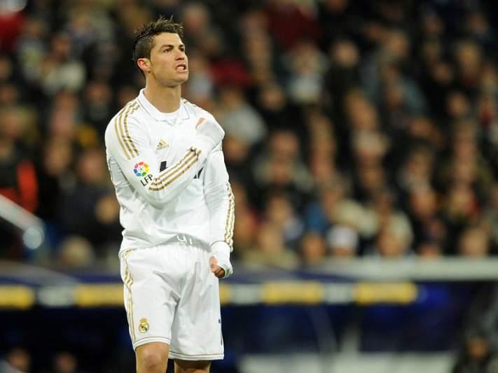 A pólvora seca dos mísseis de Ronaldo