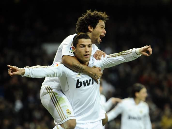 Cristiano Ronaldo de parabéns