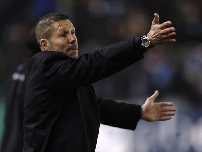At. Madrid e Simeone têm acordo