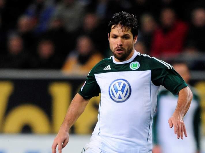 Diego vai jogar no Atlético de Madrid por empréstimo do Wolfsburgo