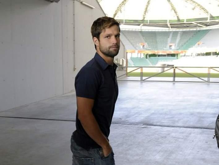 Diego perto do Atlético Madrid