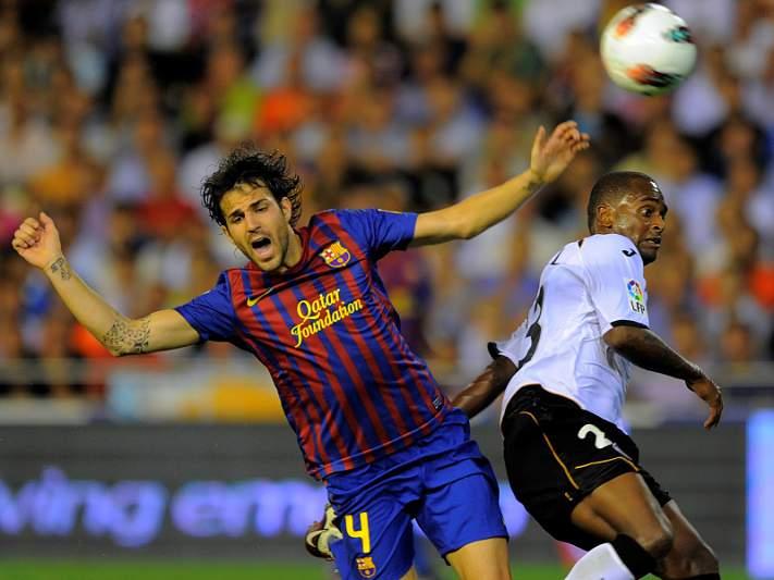 Valência visita Barcelona e os catalães só podem ganhar