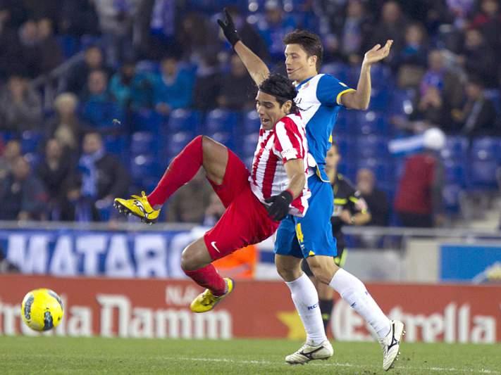 Atlético de Madrid não encontra o rumo