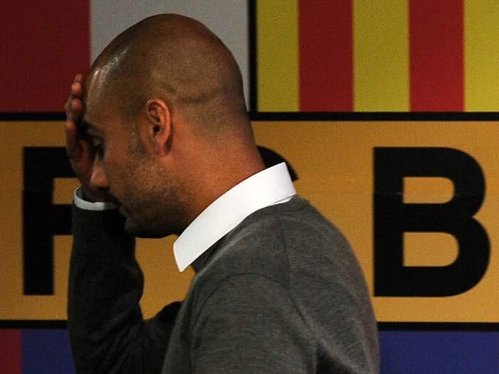 Guardiola nega ter-se reunido com o Chelsea