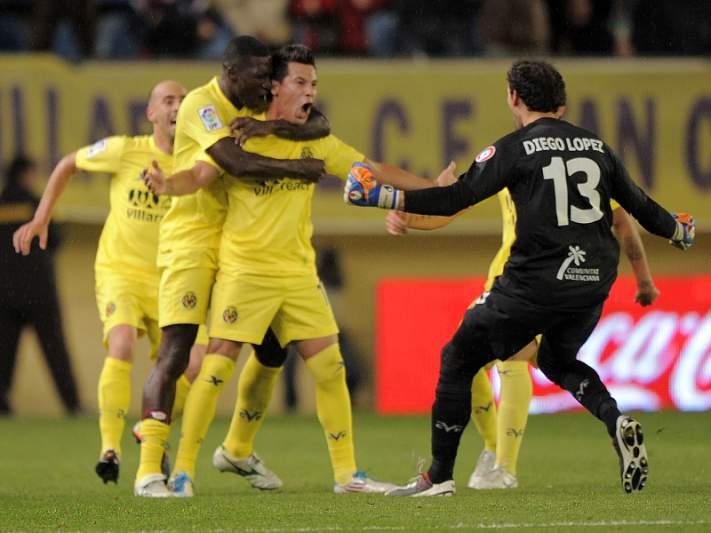 Villarreal desce e Granada mantem-se entre os grandes