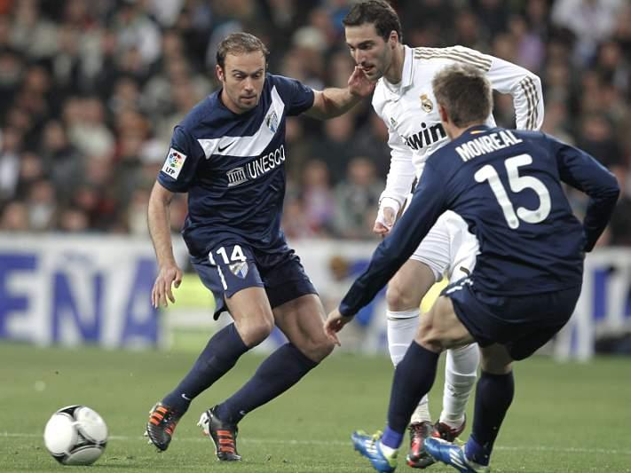 """Real Madrid quer chegar aos """"quartos"""" em Málaga"""