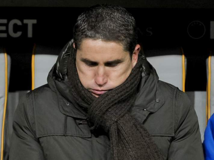 Garrido demitido do Villarreal