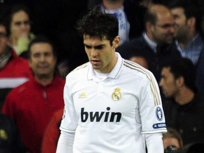 Kaká crucificado pela imprensa espanhola