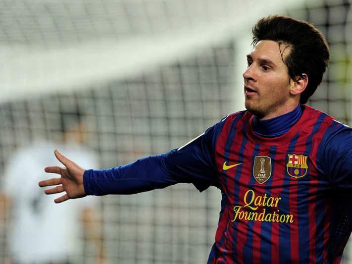 «Messi é difícil de parar até na Playstation»