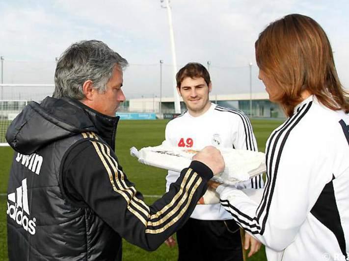 Mourinho quer saída de Casillas
