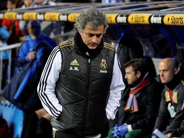 Jogo do Real Madrid obriga a ausência de Mourinho e Ronaldo