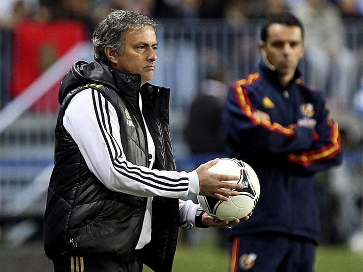 Mourinho dá nota 9 à temporada merengue