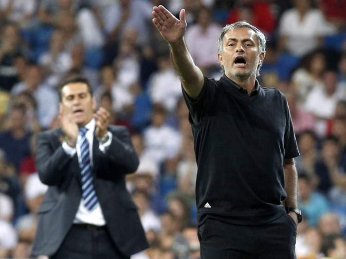 A melhor série de Mourinho