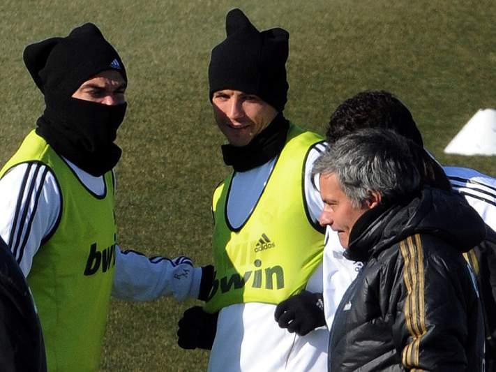 Mourinho quer defesa do Real mais concentrada
