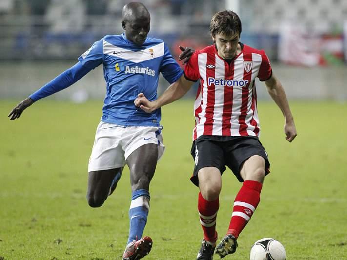 Athletic de Bilbau bate Oviedo