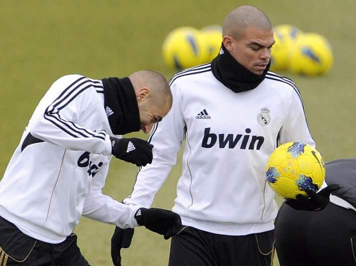 Real e Chelsea estudam troca de Pepe por David Luiz