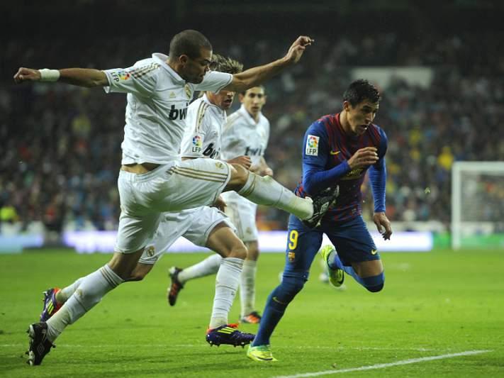 «O Barcelona teve muita sorte»