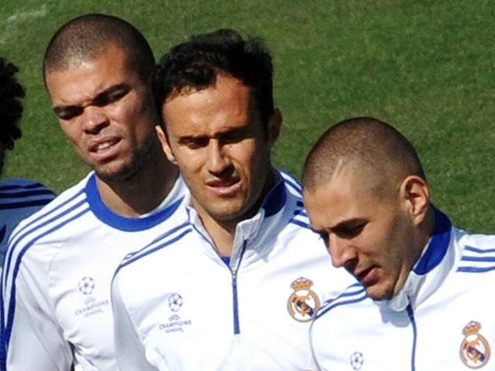 Mourinho «desejou-nos boa sorte»