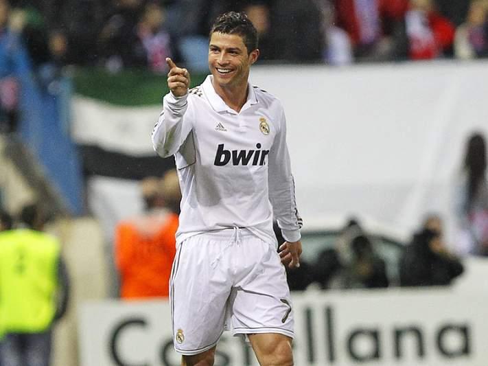 Real quer renovar com Ronaldo