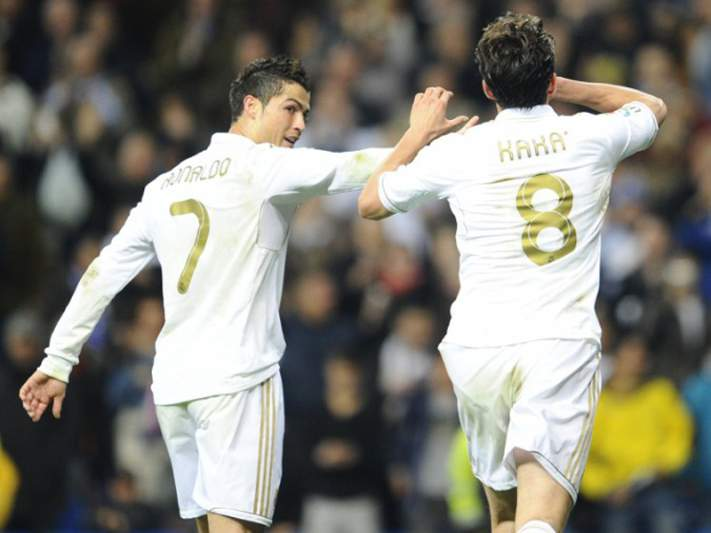 Real Madrid goleou Espanhol