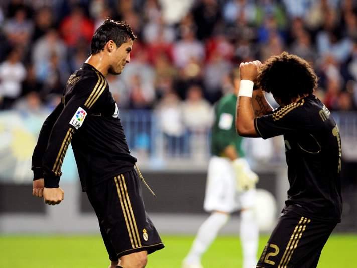 Ronaldo «emocionado» com o Real Madrid - Barcelona