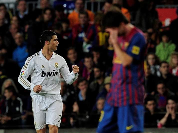 Cristiano Ronaldo eleito Homem do Jogo
