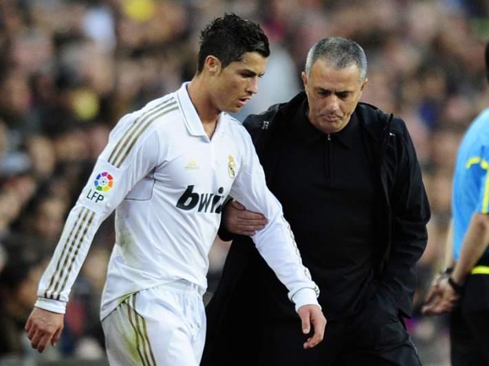 Mourinho exige Bola de Ouro para Ronaldo