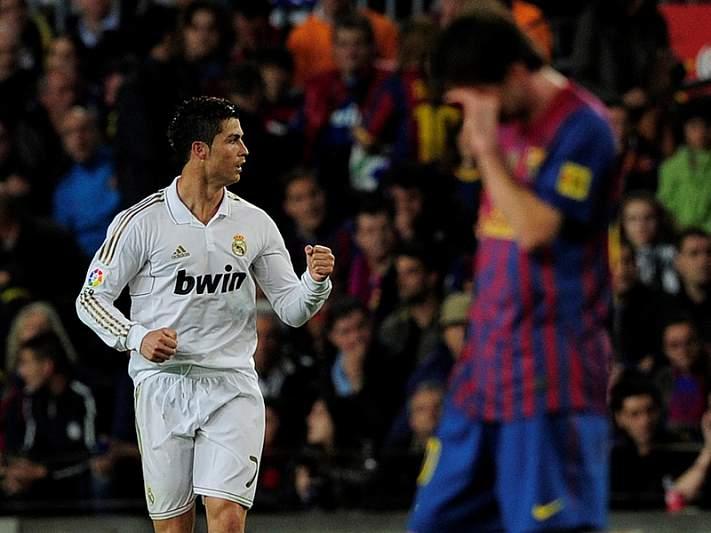 Cristiano Ronaldo decide título espanhol com 300.º golo da carreira
