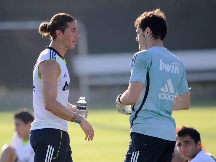 Sérgio Ramos satisfeito com nova tática de Mourinho