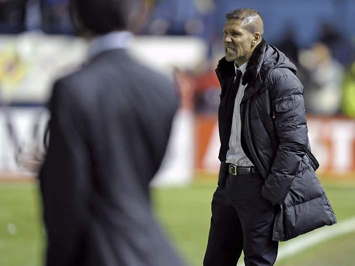 Simeone convoca todo plantel para Bucareste