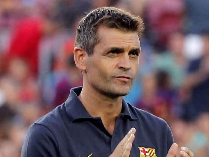 Tito Vilanova é o novo treinador