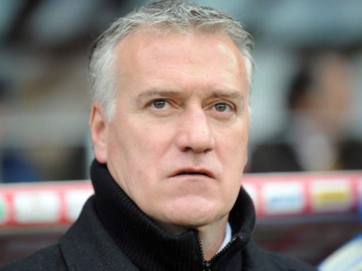 Deschamps recusa a seleção francesa