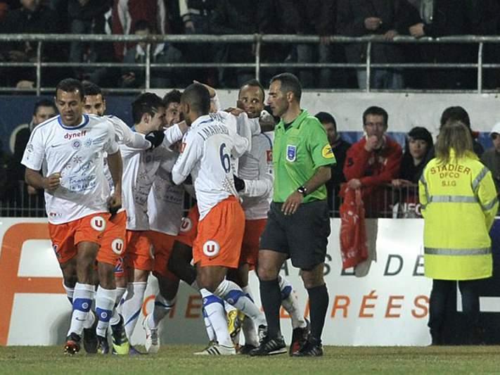 Empate do Montpellier põe liderança em risco