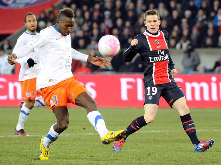 PSG e Montpellier empatam e fica tudo na mesma na liderança