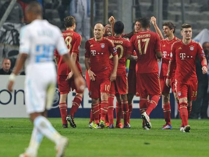 Bayern garante importante vantagem