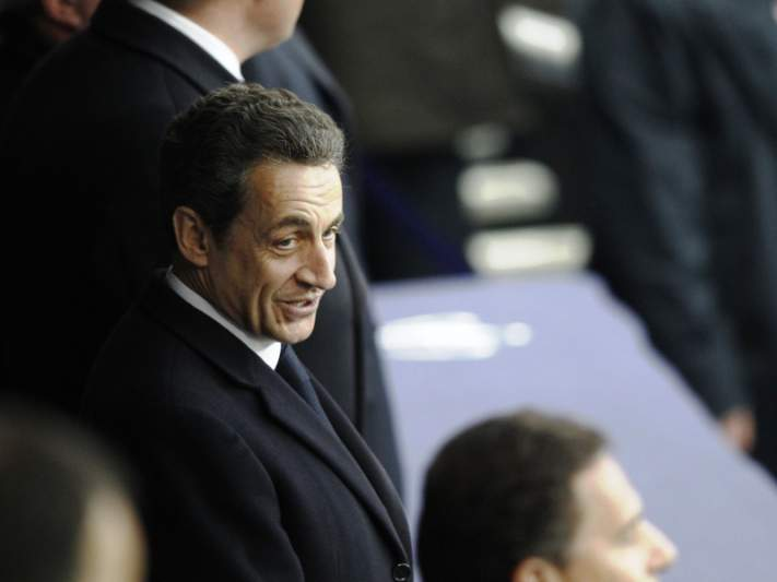 Sarkozy quer PSG no Stade de France