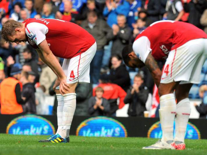 Blackburn derrota Arsenal