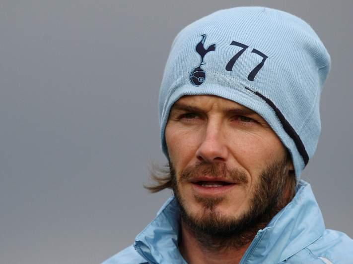 Redknapp gostaria de ter Beckham em Janeiro