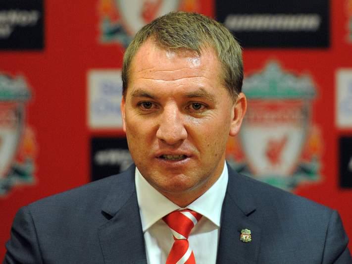 Brendan Rodgers é o novo treinador do Liverpool