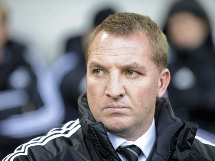 Brendan Rogers na rota do Liverpool