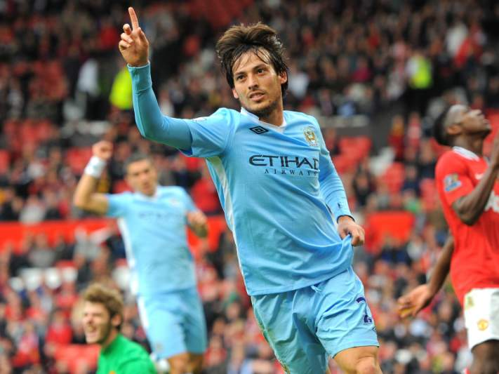 City vence Arsenal