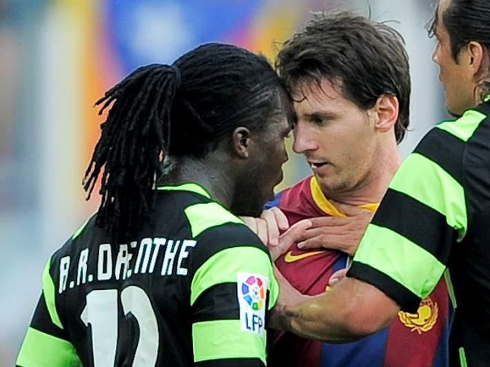 Messi acusado de racismo