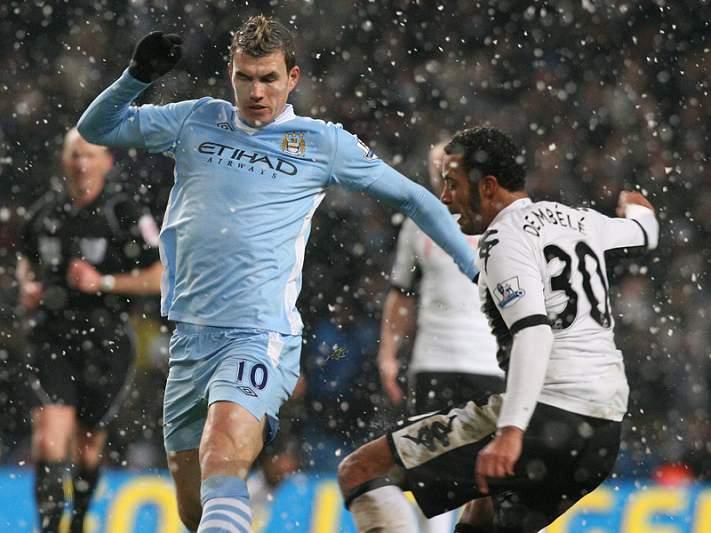 Manchester City segura liderança