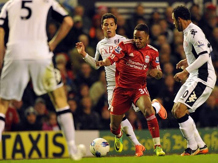 Fulham derrota Liverpool