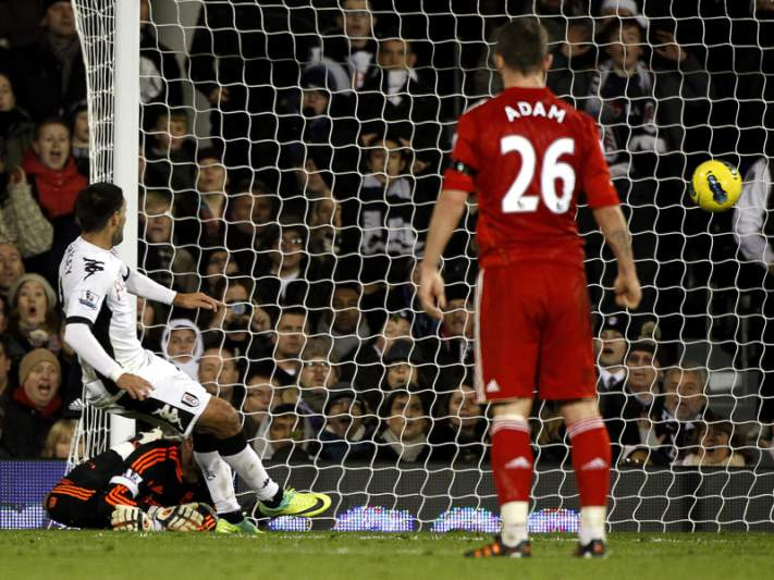 Fulham vence Liverpool