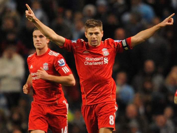 Rooney apoia Gerrard para capitão