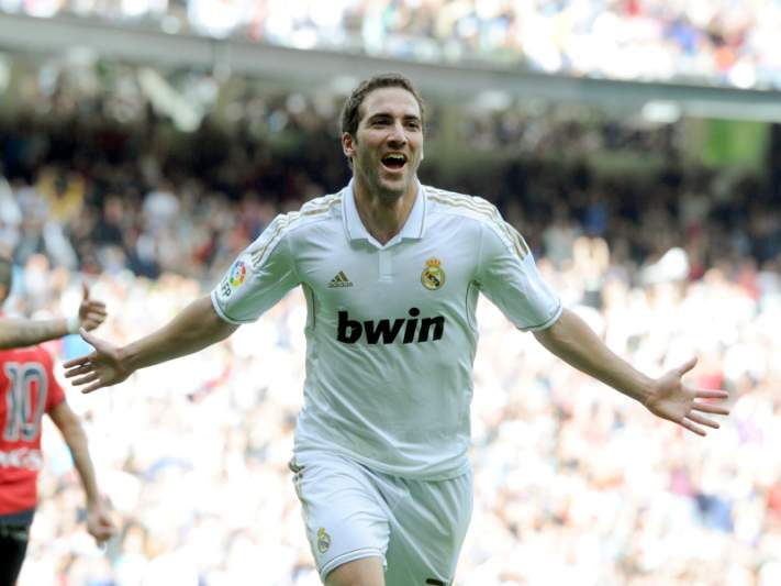 Manchester City quer Higuaín