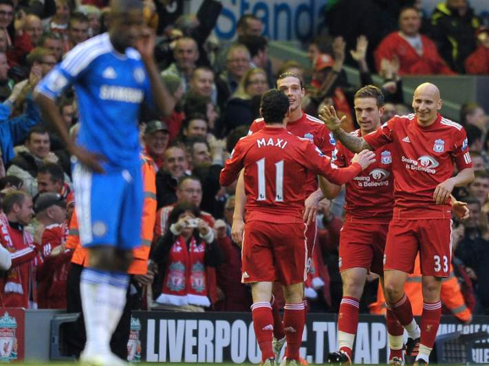 Reds vingam-se da final da Taça
