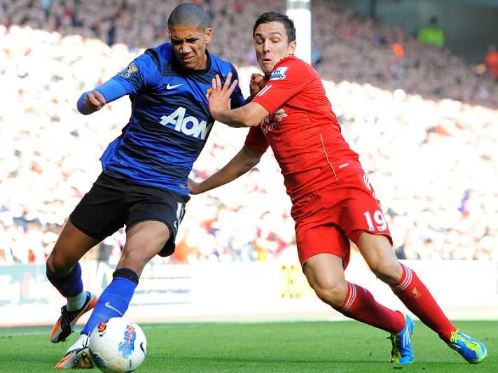 Liverpool e Manchester United empatam 1-1