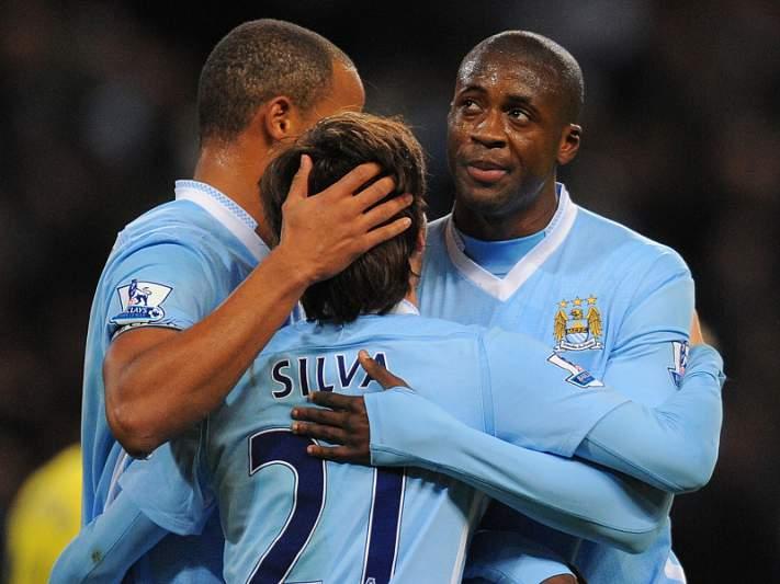 City pressiona United
